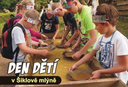 Den dětí v Šiklově mlýně