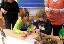 Podzimní tvoření s budoucími školáky