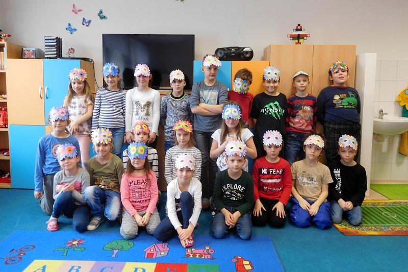 Školní družina v únoru