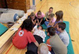 První pomoc třetích tříd