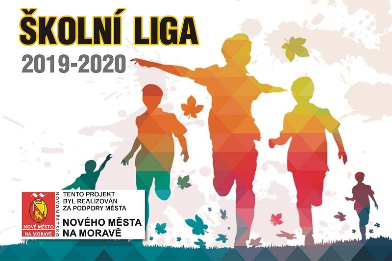 Školní liga 2019-2020