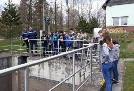 Návštěva čističky odpadních vod
