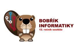 12. ročník soutěže Bobřík informatiky