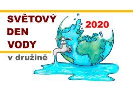 Světový den vody v družině