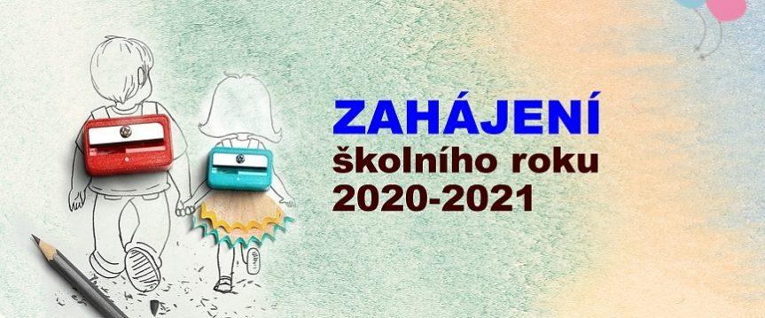 Zahájení školního roku 2020-2021