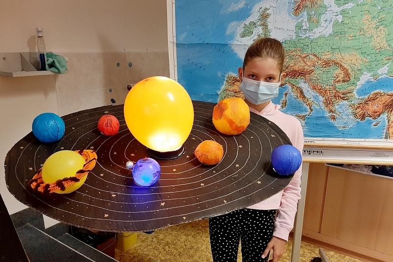 Planetárium ve škole